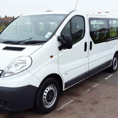 7/8 Seater Airport and Cruise Transfer From Southend