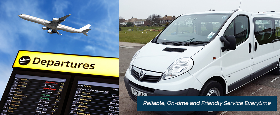 Filer Flier Airport and Cruise Transfer Services From Southend, Essex